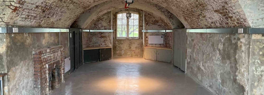 Fort Cumberland Workshop C37