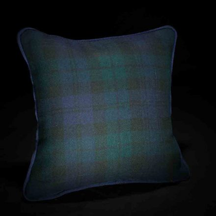 Black Watch Mini Cushion