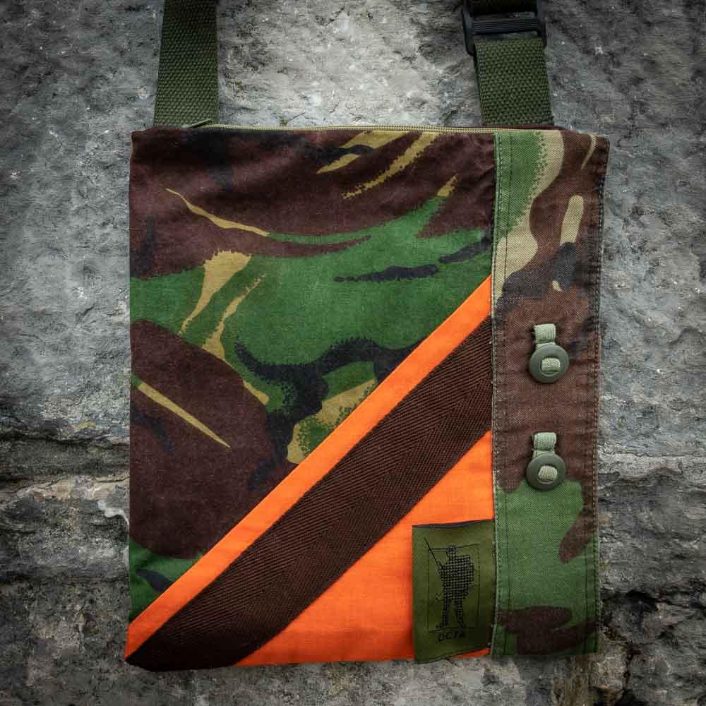 Woodland DPM Shoulder Bag