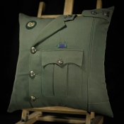 Royal Marines Commissioned Cushion