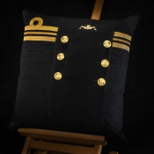 Royal Navy Submarine Service Commissioned Cushion