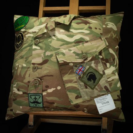 British Army Commissioned Cushion