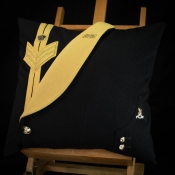 Royal Army Pay Corps Commissioned Cushion