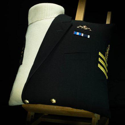 Royal Navy Submarine Service Commissioned Cushion