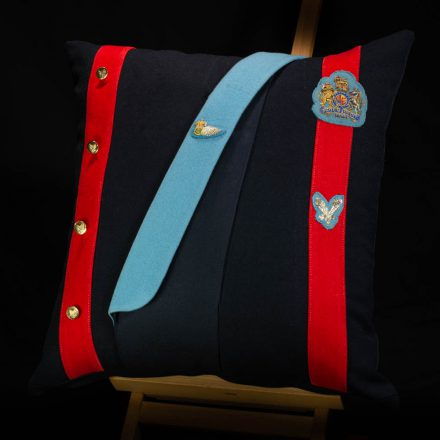Army Air Corps Commissioned Cushion