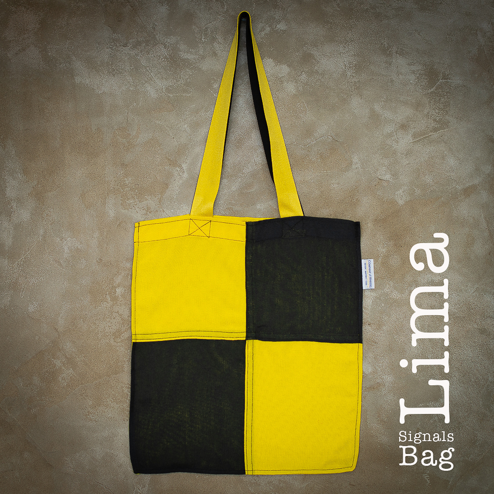 Signals Flag Tote Bag – Lima