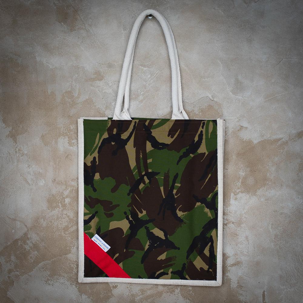 Hessian DPM Bag