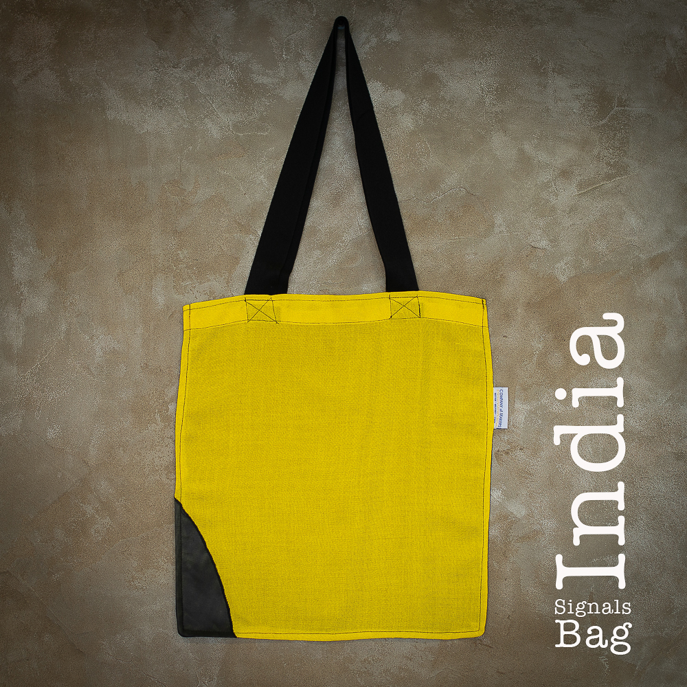 Signals Flag Tote Bag – India