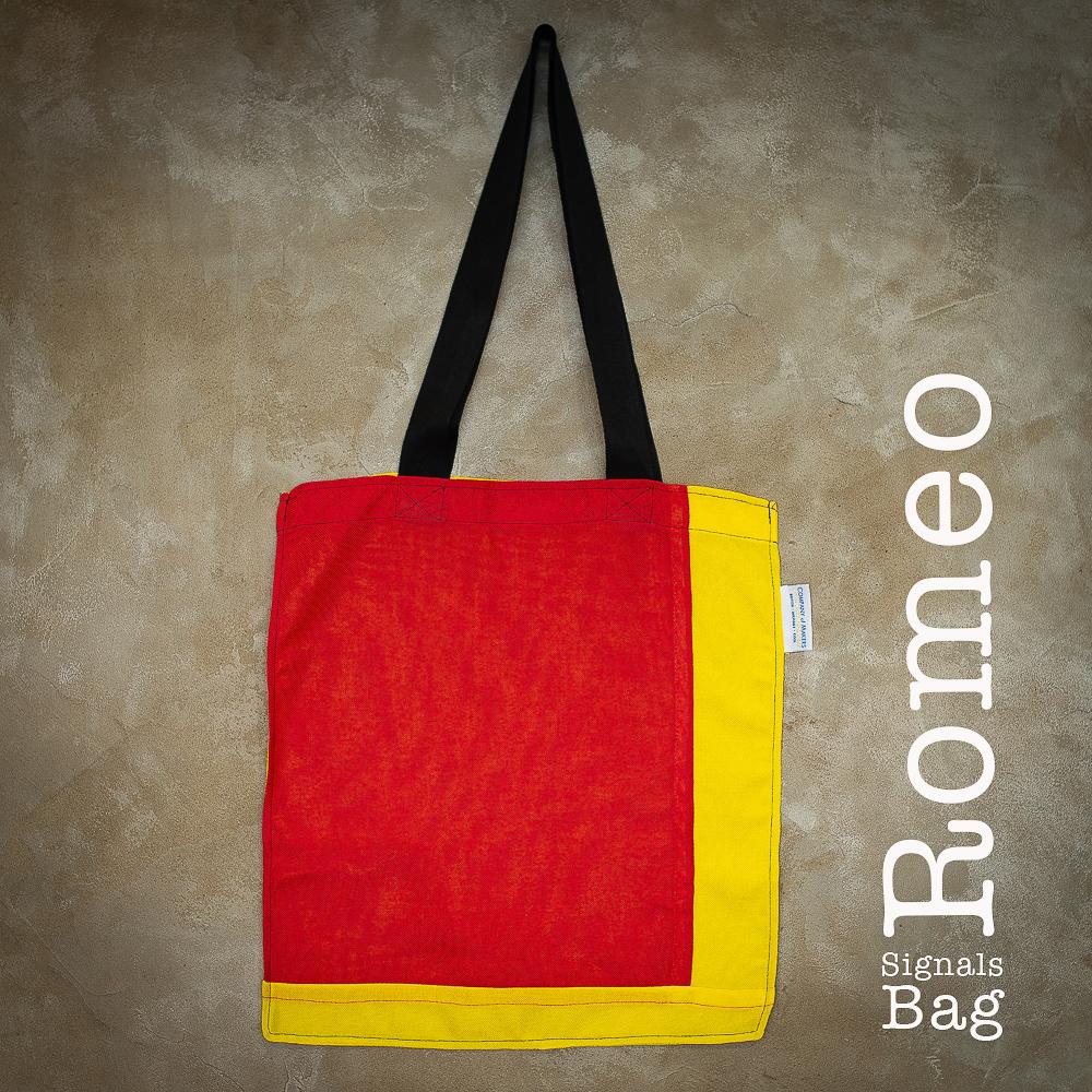 Signals Flag Tote Bag – Romeo