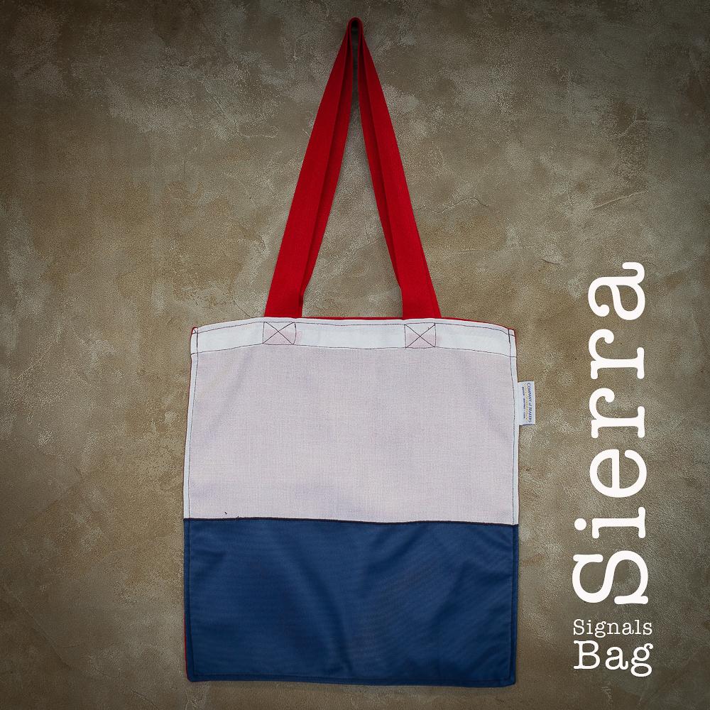 Signals Flag Tote Bag – Sierra