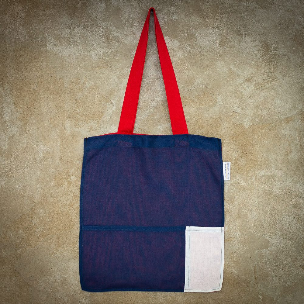 Signals Flag Tote Bag – Papa