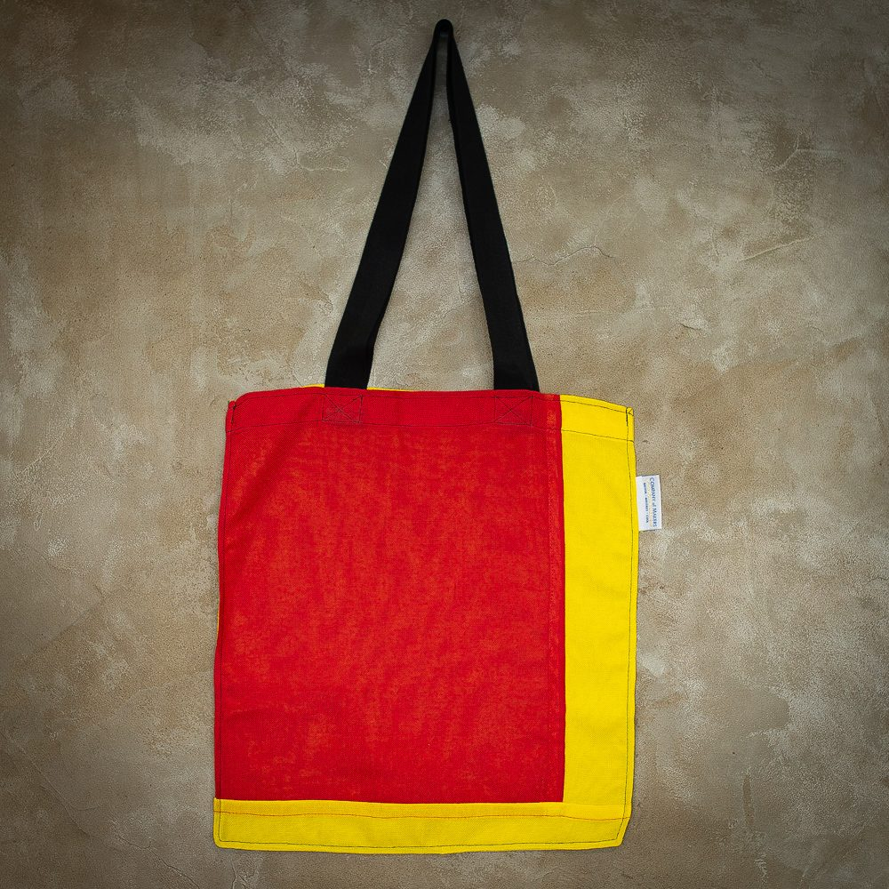 Signals Flag Tote Bag – Romeo