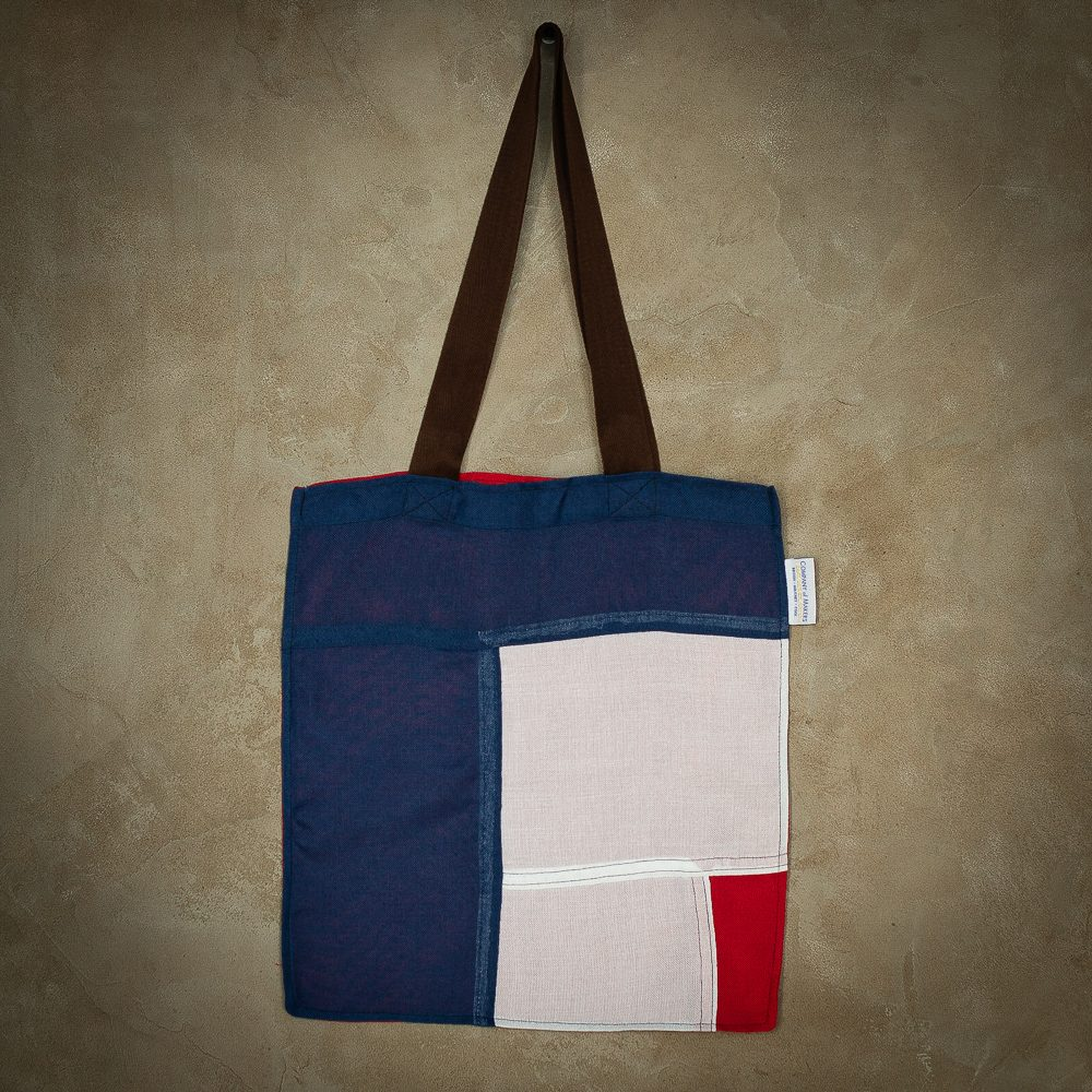Signals Flag Tote Bag – Whiskey