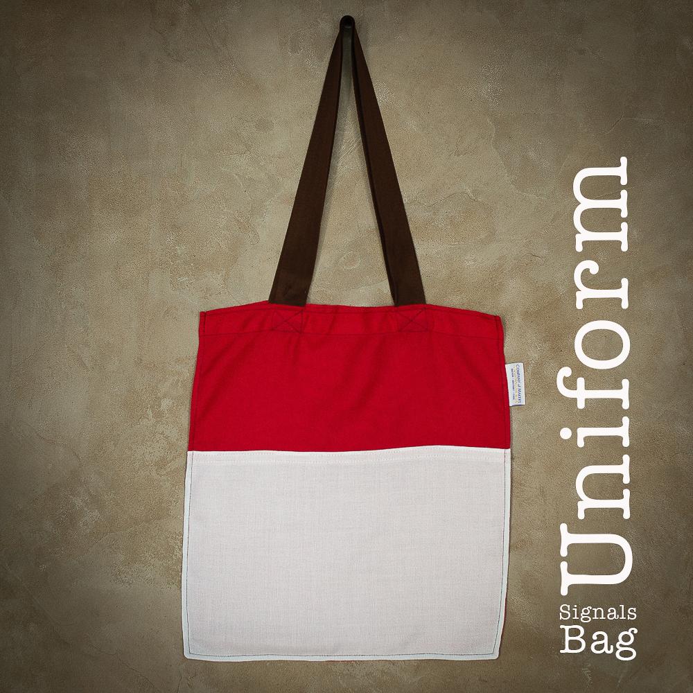 Signals Flag Tote Bag – Uniform