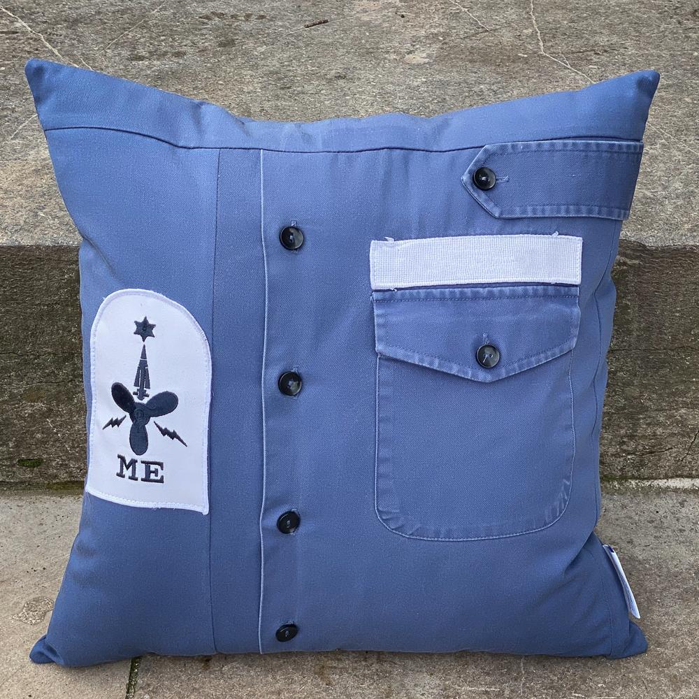 Royal Navy No.8 Tactical Cushion