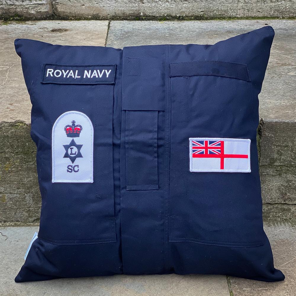 Royal Navy PCS Tactical Cushion
