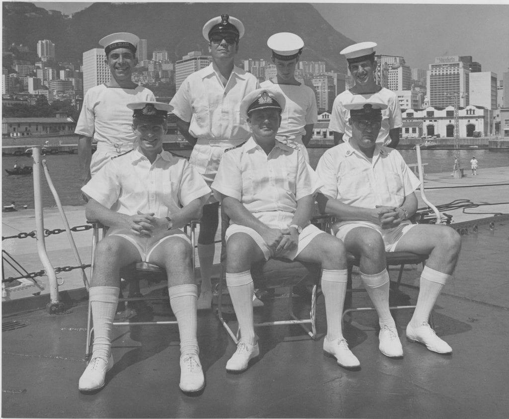 Morgan O'Connell, HMS Walrus