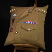 British Army Royal Engineer Cushion