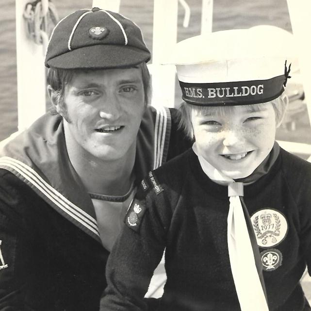 Gerry Quinn, HMS Bulldog