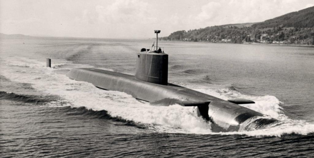 Brian Reed, HMS Repulse