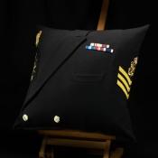 Royal Navy Petty Officer Cushion
