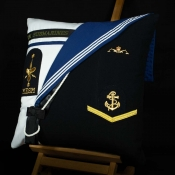 Royal Navy Submariner Cushion