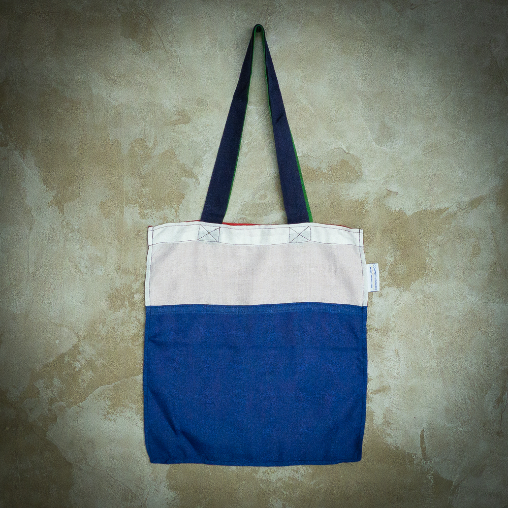 Signals Flag Tote Bag – Nine (9)